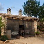 Barbacoa Casa Rural Mas els Vilars