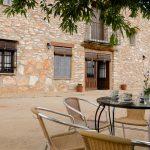 Exterior Casa Rural Mas els Vilars